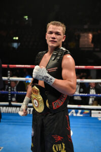 Fedor Chudinov Faces Ryno Liebenberg in St. Petersburg This Friday | Boxen247.com