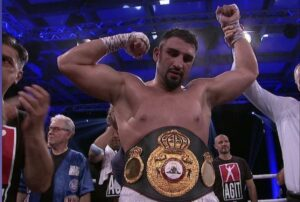 Agit Kabayel Retained His WBA-Continental Belt Against Kevin Johnson | Boxen247.com