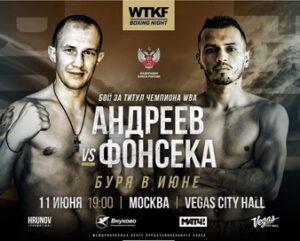 Roman Andreev defeats Freddy Fonseca in Krasnogorsk, Russia | Boxen247.com