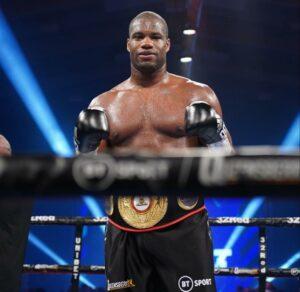Dubois Returned in Great Shape to Win The WBA Interim Title Over Dinu   Boxen247.com