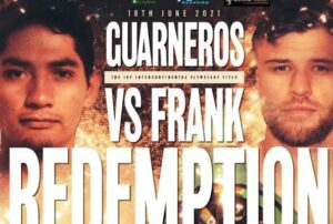 Tommy Frank looks to reverse his sole defeat this Friday in Sheffield | Boxen247.com