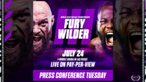 Tyson Fury & Deontay Wilder set for press conference on Tuesday | Boxen247.com