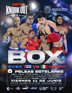 Bouts galore with Mexico vs. Cuba | Boxen247.com