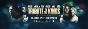 """Championship broadcast team assembled for """"Tribute to the Kings"""" 