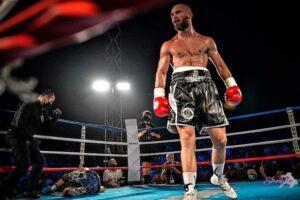 David Papot defeats Evgeny Terentiev in Guerande, France | Boxen247.com
