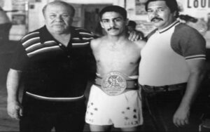 On this day: Jaime Garza conquered the WBC super bantamweight title   Boxen247.com