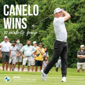 Canelo won the BMW Charity Pro-AM professional golf tournament | Boxen247.com