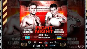 Tursynbay Kulakhmet faces Stanyslav Skorokhod on MTK event July 10 | Boxen247.com