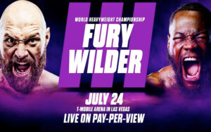 Tyson Fury & Deontay Wilder 3 kick-off press conference | Boxen247.com