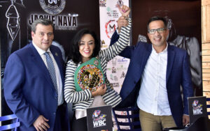 Jackie Nava celebrates 20 years of a glittering career   Boxen247.com