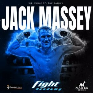 Jack Massey signs three year deal with Fight Academy | Boxen247.com
