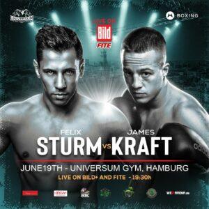 Felix Sturm continues comeback at 42 against James Kraft this Saturday   Boxen247.com