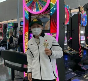 Naoya Inoue arrived in Las Vegas for his bout against Michael Dasmarinas | Boxen247.com