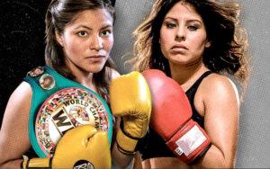 Ibeth Zamora vs. Marlene Esparza in El Paso, Texas this Saturday | Boxen247.com