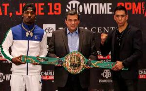 Jermall Charlo & Juan Macias Montiel ready for war | Boxen247.com