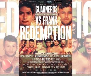 Rosendo Hugo Guarneros defeats Tommy Frank again & full card results   Boxen247.com (Kristian von Sponneck)
