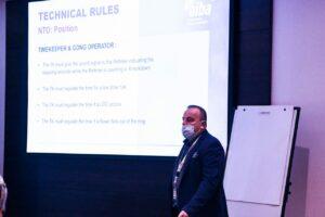 Mr. Marko Marovic Led The Unique AIBA ITO Course in Dubai   Boxen247.com