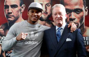 Frank Warren talks British Boxing, Yarde, Arthur, Parker... | Boxen247.com