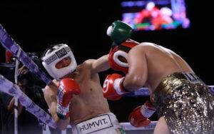 Julio César Chávez faced Héctor Camacho Jr in last ever exhibition   Boxen247.com