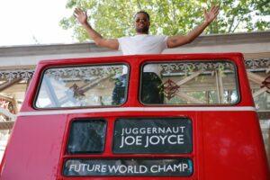 Joe Joyce puts past behind him, believes he has ticket to the top | Boxen247.com