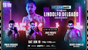 Lindolfo Delgado faces Salvador Briceno this Saturday in Las Vegas   Boxen247.com