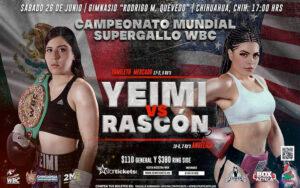 Yamileth Mercado faces Angelica Rascon this Saturday in Mexico | Boxen247.com