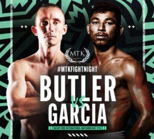 Paul Butler now meets Willibaldo Garcia in Bolton, England on Friday   Boxen247.com