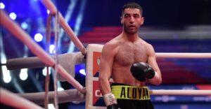 Mikhail Aloyan Faces Richardson Blandon in Russia This Friday | Boxen247.com
