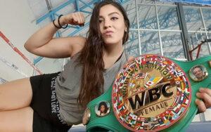 Yamileth Mercado ready to defend her title on Saturday | Boxen247.com (Kristian von Sponneck)