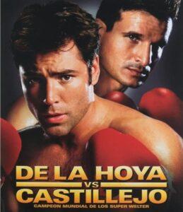 On this day: Oscar De La Hoya defeats Javier Castillejo for world title | Boxen247.com (Kristian von Sponneck)