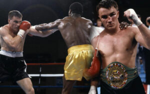 On this day: Jeff Harding defeated Dennis Andries for WBC title | Boxen247.com (Kristian von Sponneck)