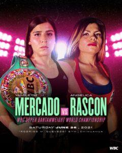 Yamileth Mercado to defend title against Angelica Rascón this Saturday   Boxen247.com (Kristian von Sponneck)