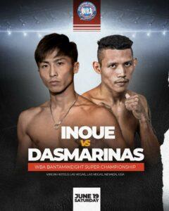 Naoya Inoue faces Michael Dasmarinas this Saturday   Boxen247.com