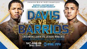 Gervonta Davis defeats Mario Barrios & results from Atlanta, USA | Boxen247.com (Kristian von Sponneck)