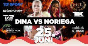 Dina Thorslund becomes two-weight world champion in Denmark | Boxen247.com (Kristian von Sponneck)