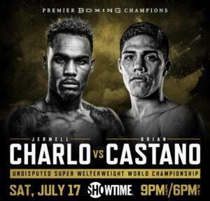 Jermell Charlo & Brian Castaño confident ahead of battle on July 17   Boxen247.com