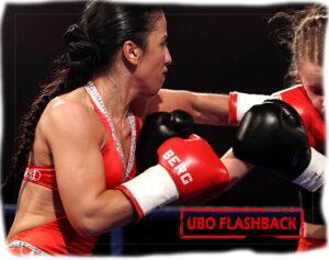 "UBO Flashback: When Germany's ""BoxLady"" was the champ!   Boxen247.com (Kristian von Sponneck)"
