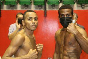 Solis-Nunez and Mamedov-Soriano Weights - Panama & Mexico | Boxen247.com