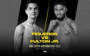 Figueroa out to be the best super bantamweight by defeating Fulton Jr   Boxen247.com (Kristian von Sponneck)