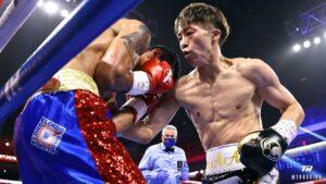 Naoya Inoue defeats Michael Dasmarinas in Las Vegas   Boxen247.com