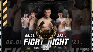 MTK Zagreb Set For Inaugural Event on Saturday | Boxen247.com