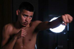 Diego Pacheco: I'll prove I'm Hearn's hottest prospect | Boxen247.com (Kristian von Sponneck)