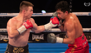 Pierce O'Leary faces hard hitting Jan Marsalek in Bolton this Friday | Boxen247.com