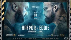 Thor Björnsson vs. Eddie Hall Early Bird PPV Sale Now Live | Boxen247.com