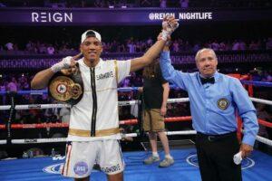 Morrell defended his WBA championship with a big knockout over Cazares   Boxen247.com (Kristian von Sponneck)