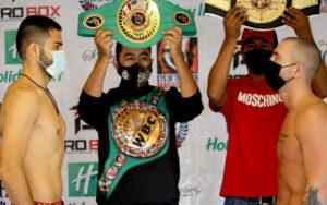 Bazinyan & Sigmon Clash Tomorrow For The 168-Pound NABF Belt | Boxen247.com