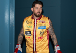Jordan Reynolds: My amateur pedigree gets me the win against Jan Ardon | Boxen247.com (Kristian von Sponneck)
