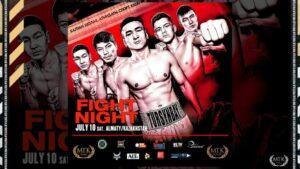 Tursynbay Kulakhmet & Lee McGregor Return on Huge MTK Fight Night   Boxen247.com
