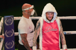 Gary Cully: I'll try and get Viorel Simion out of there early | Boxen247.com (Kristian von Sponneck)