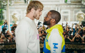 Floyd Mayweather & Logan Paul Ready For War in Exhibition Bout | Boxen247.com